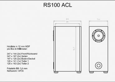 RS 100 ACL